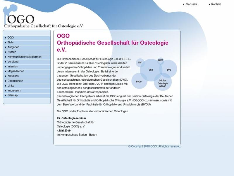 Screenshot von www.ogo-ev.de